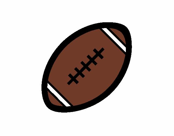 American football ball II