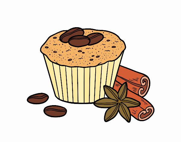 Coffe cupcake