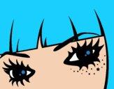 Emo eyes