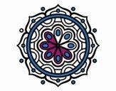 Mandala to meditate