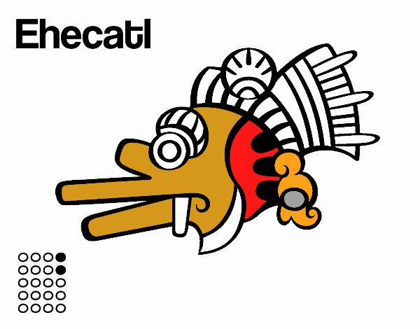 The Aztecs days: the Wind Ehecatl