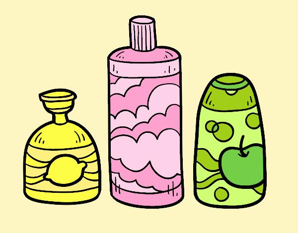 3 bath soaps