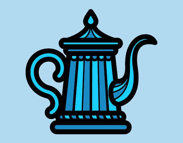 Classic Teapot