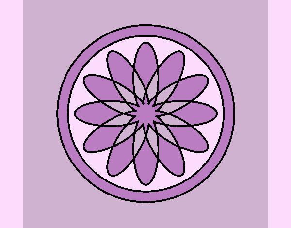 Mandala 34