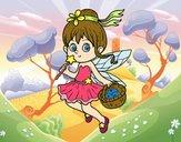 A magic fairy
