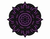 Mandala fire points