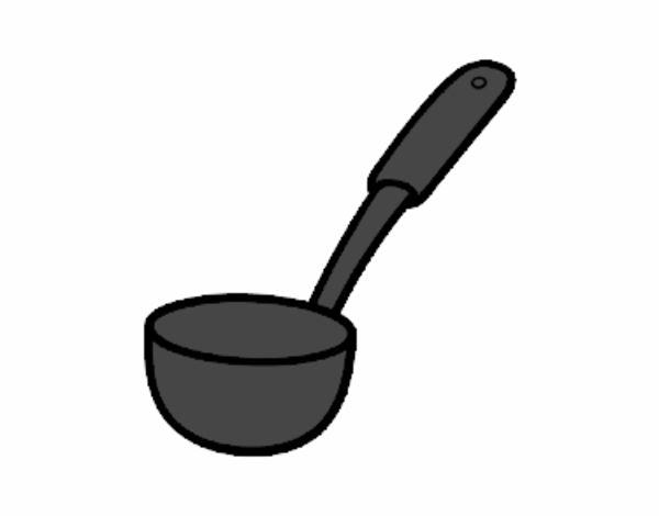A ladle