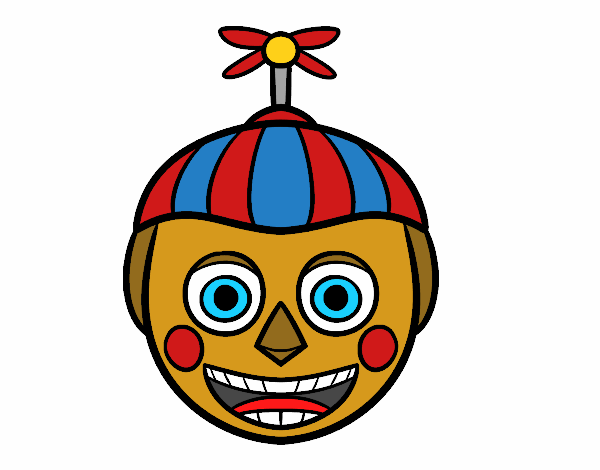 Balloon Boy from Five Nights at Freddy's