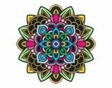 Decorative mandala