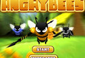 Play to Angry bees of the category Strategy games