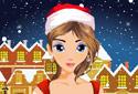 Claudia on Christmas