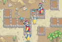 Play to Crusader Defense 2 of the category Educative games