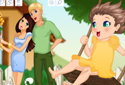 Play to Dress your family of the category Girl games