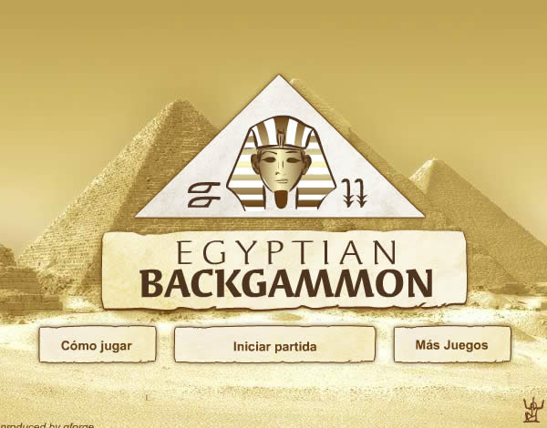 backgammon egypt