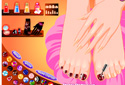 Play to Luxury Pedicure of the category Girl games