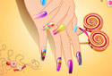 Manicure candy