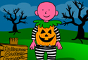 Play to Manolin dresses! of the category Halloween games