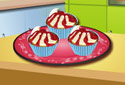 Play to Recipe: Cupcakes Cherry of the category Educative games