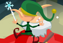 Play to Santa tightrope of the category Christmas games