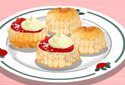 Play to Sara's Cooking Class: scone of the category Educative games