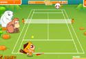 Tennis in the jungle