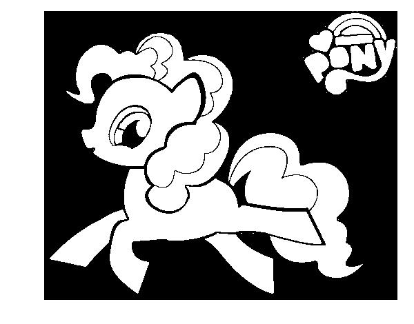 Pinkie Pie coloring page - Coloringcrew.com