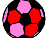 Coloring page Football painted by7803251achol