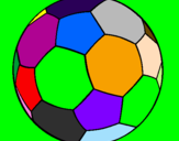 Coloring page Football II painted byhallovee