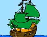 Coloring page Ship painted bydavide t.