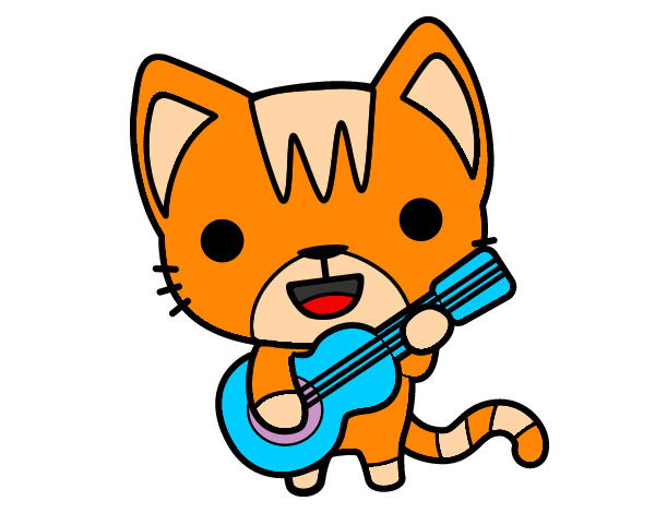 Rock'n Kitty!:D
