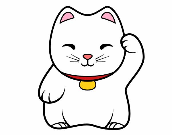 Прикольные японские картинки для срисовки, сделать