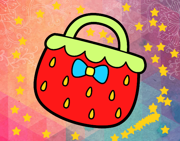 Strawberry handbag