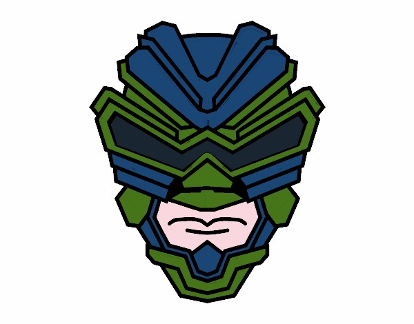 Gamma ray mask