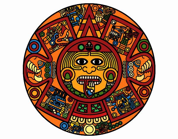 Aztec and Maya Calendar
