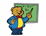 Bear teacher