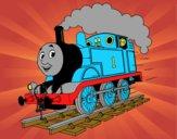 Thomas the blue engine