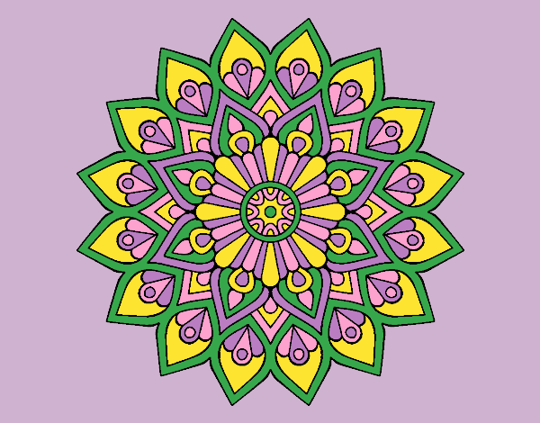 Increasing flash mandala