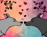 Wolfs in love
