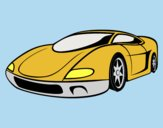 Coloring page Sport Car painted byLornaAnia