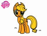 Applejack of My Little Pony