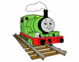 Percy the green engine