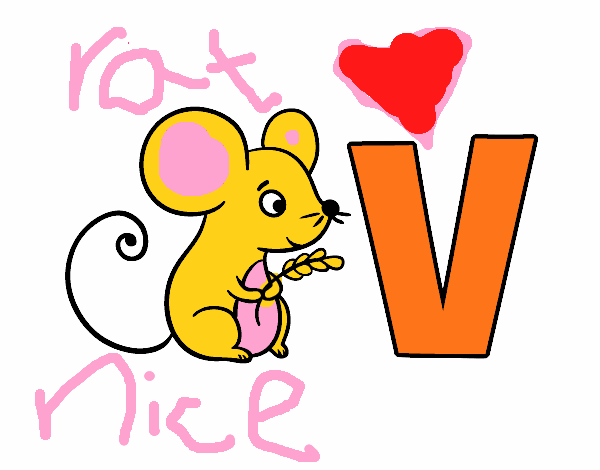 V of Vole