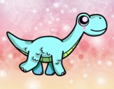 Happy Diplodocus