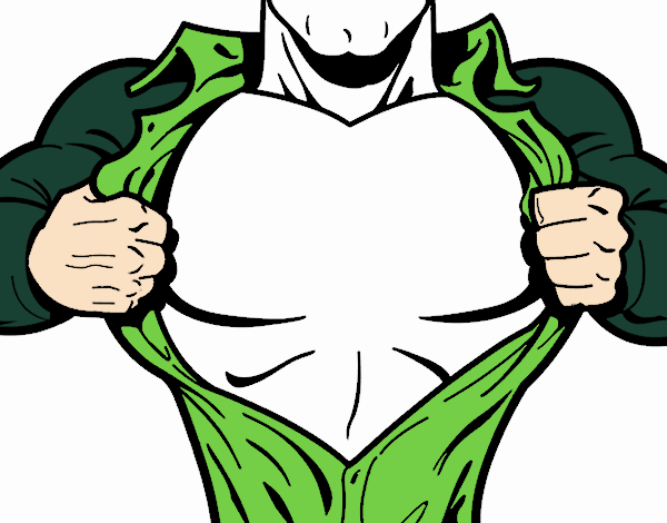 Superhero chest