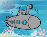 Spy submarine