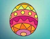 Easter egg infant