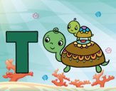 T of Turtle