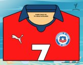 Chile World Cup 2014 t-shirt