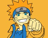 Cheerful Naruto
