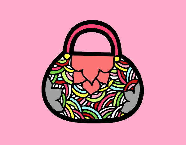 Japanese inspired mini bag